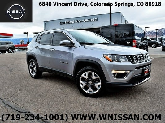 2019 Jeep Compass Limited Colorado Springs Co